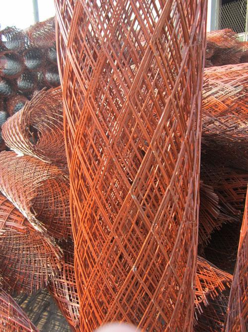 防锈漆钢板网